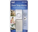 Security Door Stop Alarm Simple Self Defense for Women