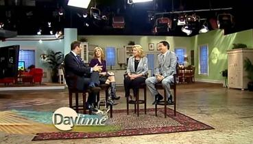Daytime TV Show Simple Self Defense for Women